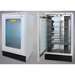 ALIUS - Mueble metálico con luz germicida UV-C