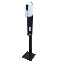 Dispensador gel automático de columna
