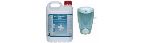 Desinfectantes y Dosificadores