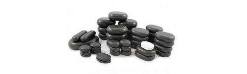 Calentadores de piedras. Piedras para masaje