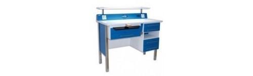 Mesas Laboratorio Prótesis