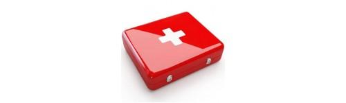 Primeros auxilios, SOS ambulancias y urgencias