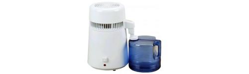 Destiladores, Tratamientos de Agua