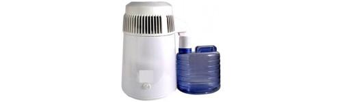 Tratamiento de Agua, Destiladores