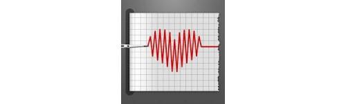 Opciones para Cardiógrafos
