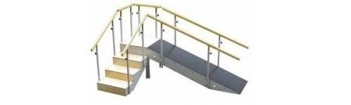 Escaleras y Rampas